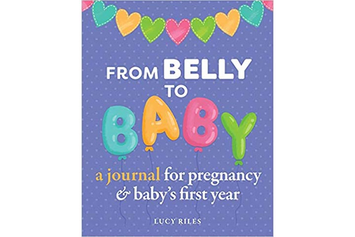 From Belly to Baby by Lucy Riles