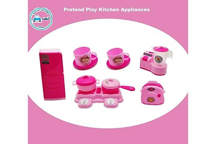 Fun Blast Kitchenware Kitchen Set