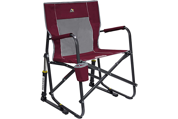 GCI Outdoor Freestyle Rocker Portable Chair