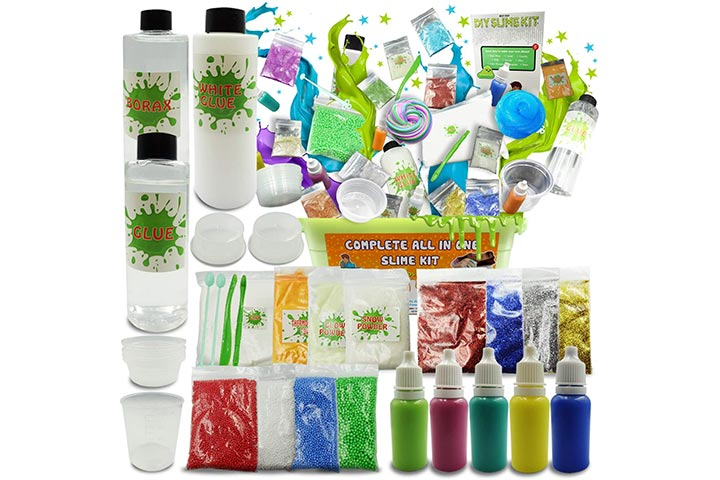 Gadgestology All in One Slime Kit
