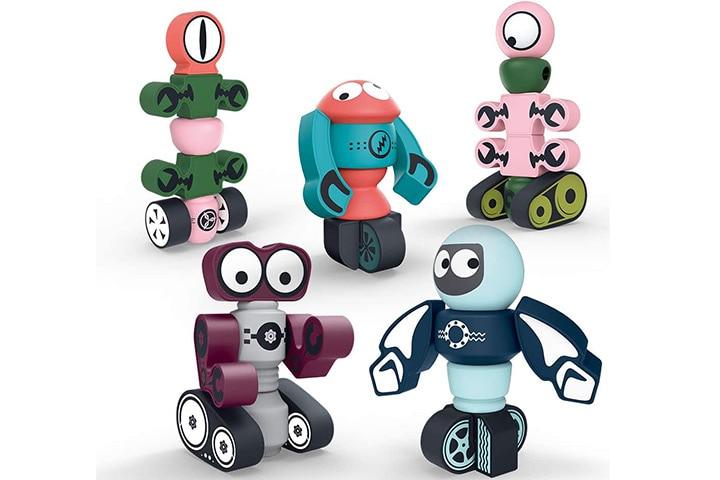 Gifts2U Magnetic Robots
