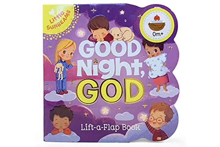 Good Night, God by Ginger Swift