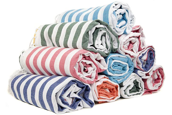 Gute Turkish Cotton Bath Towel
