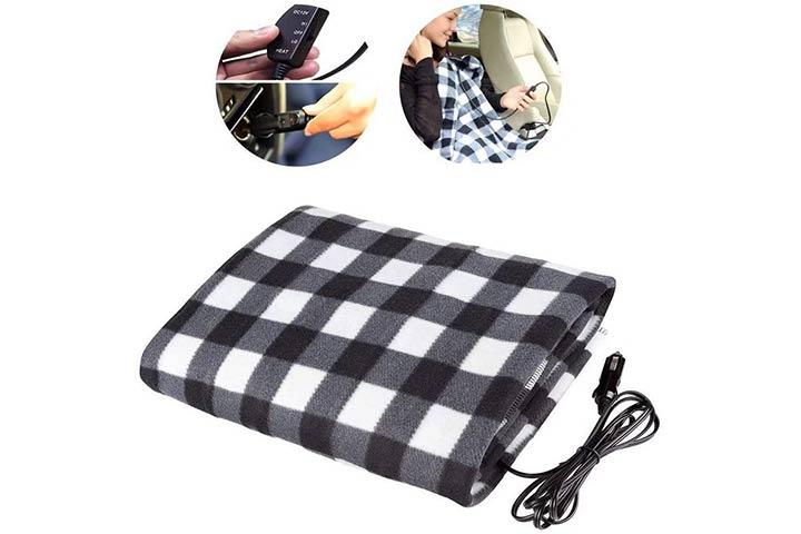 Hamosky Electric Heating Blanket