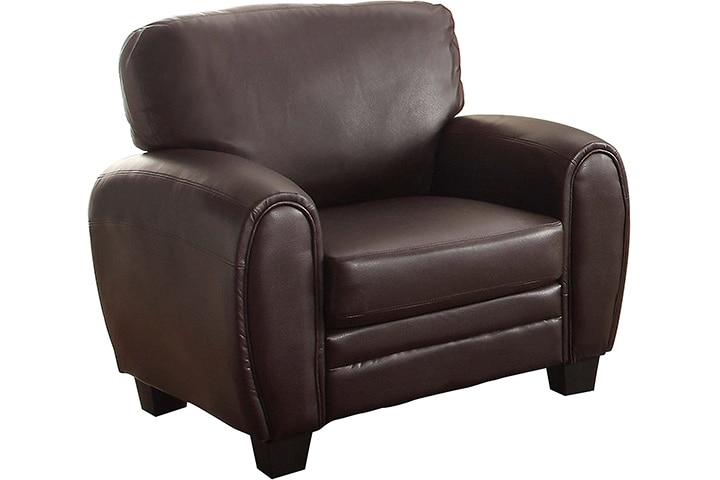 Homelegance Rubin Bonded Leather Sofa
