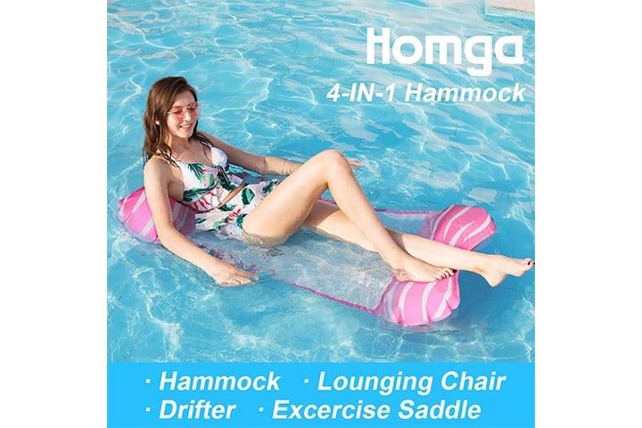 Homga 4-IN-1 Water Hammock