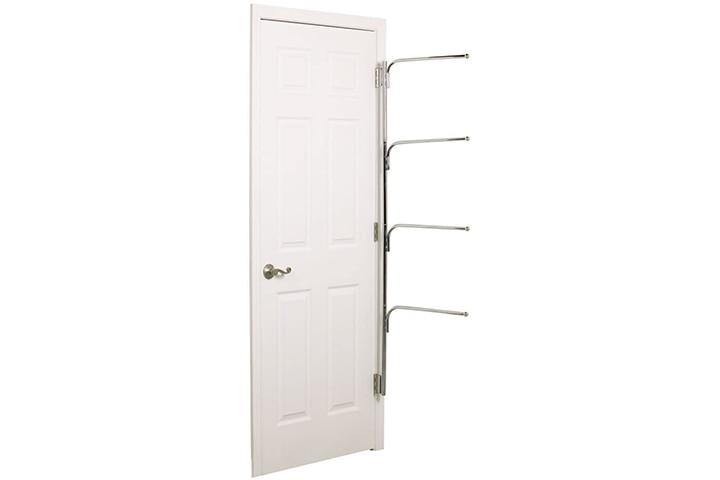 Household Essentials Behind the Door Towel Rack