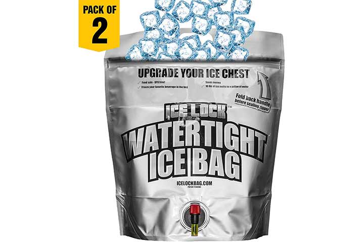 Ice Lock Watertight Ice Bag