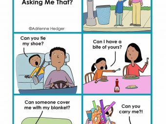 If These Parenting Comics Don't Make You Laugh, You Don't Have Kids