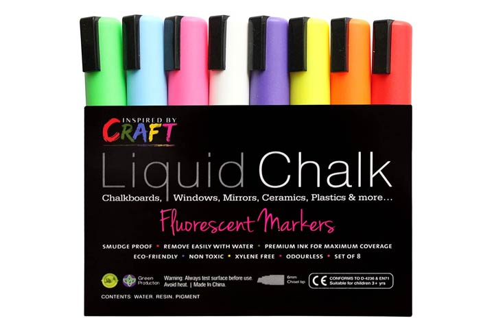 Inspired By Craft Liquid Chalk Markers