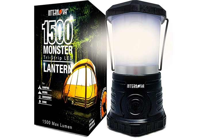 Interrnova 1500 Monster Tri-Strip LED Lantern