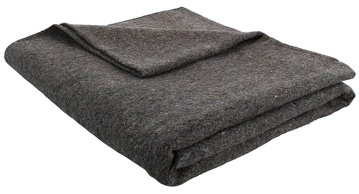 JMR Military Wool Blanket