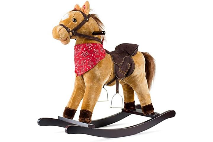 JOON Cowboy Rocking Horse