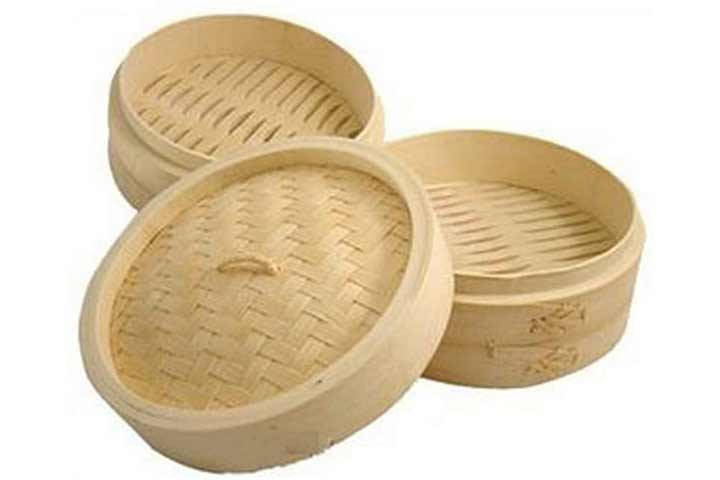 JapanBargain Chinese Bamboo Steamers