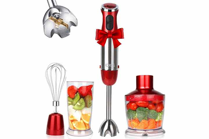 KOIOS Multifunctional Hand Immersion Blender