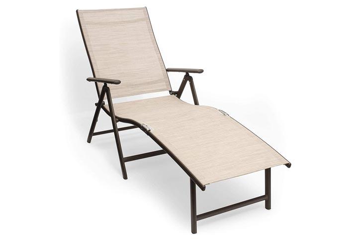 Kozyard Outdoor Chaise Lounge Chair