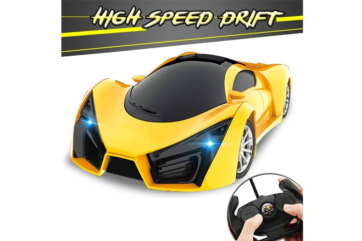 Kulariworld Fastest Remote Control Cars With LED Lights