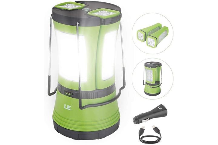 LE Lighting Ever Lantern Flashlight