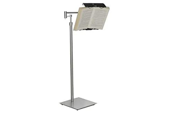 LECCO Book Holder Floor Stand