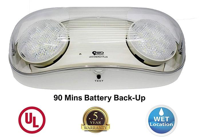 LED Energy Plus Battery Operated Emergency Light
