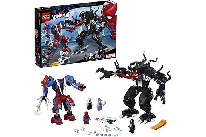 LEGO Superheroes Spider Mech
