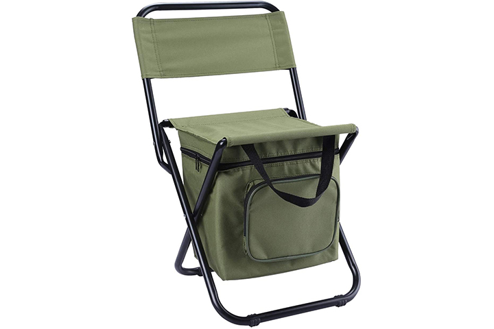 Lead All Way Folding Camping Chair