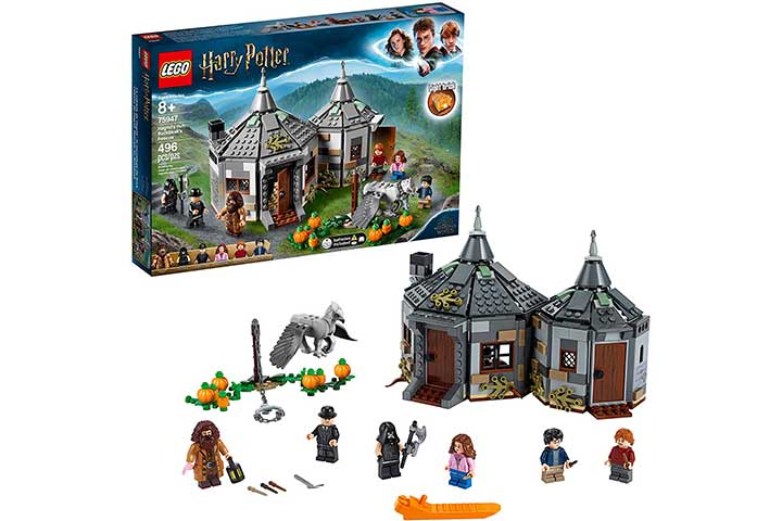 Lego Harry Potter Hagrid's Hut