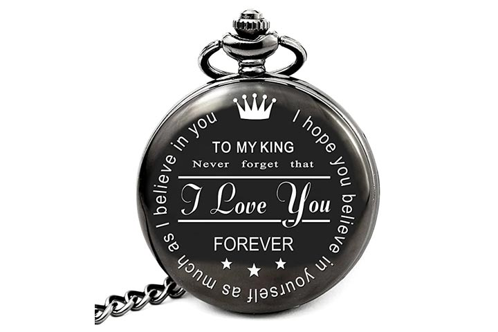 Levonta Pocket Watch for Men