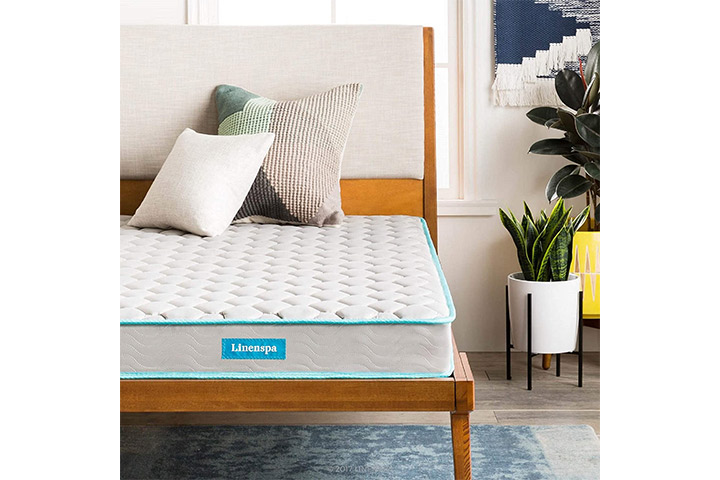 Linen spa Innerspring Mattress