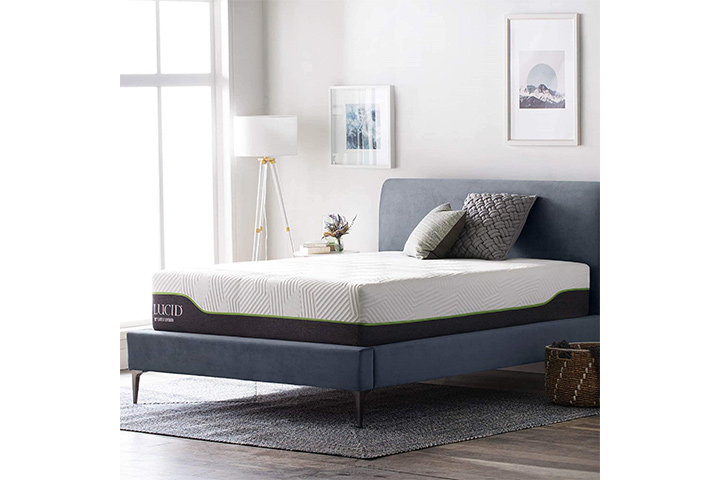 Lucid Latex Hybrid Mattress