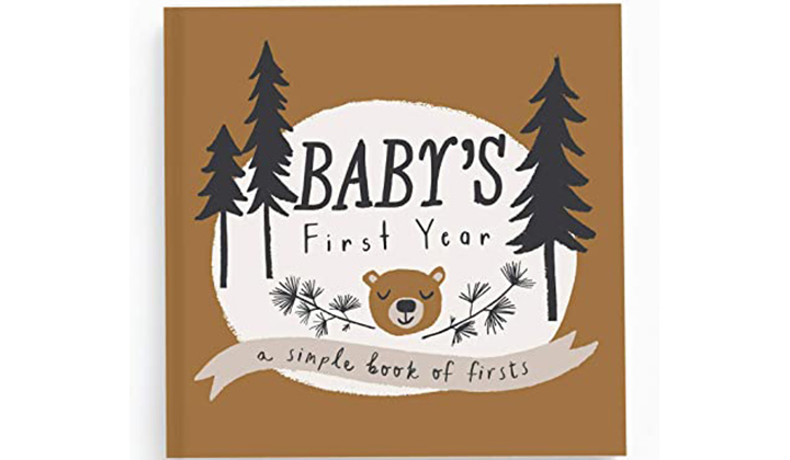 Lucy Darling Baby Memory Book