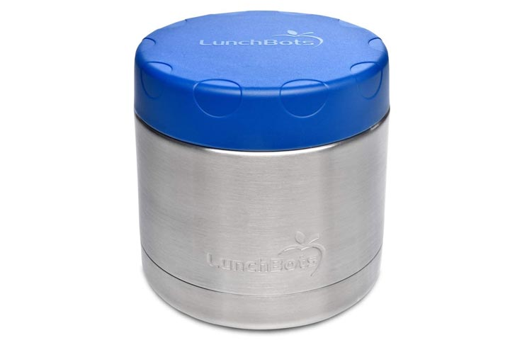 Lunchbots Thermal Stainless Steel Thermos