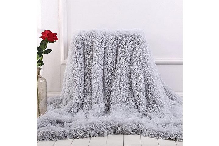 MYRU Plush Super Soft Blanket