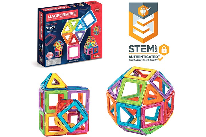 Magformers Intelligent Magnetic Construction Set