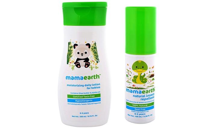 MamaArtha Daily Baby Lotion