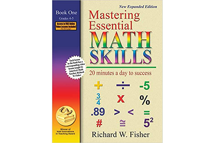 Mastering Essential Math Skills by Richard