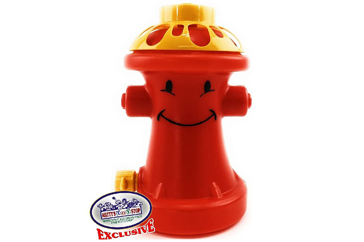 Matty's Toy Stop Henry The Hydrant Water Sprinkler