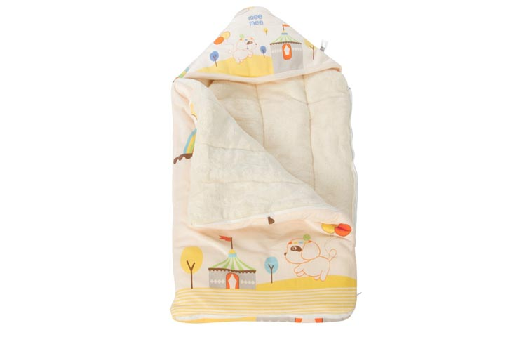 Me baby baby cozy carry bag