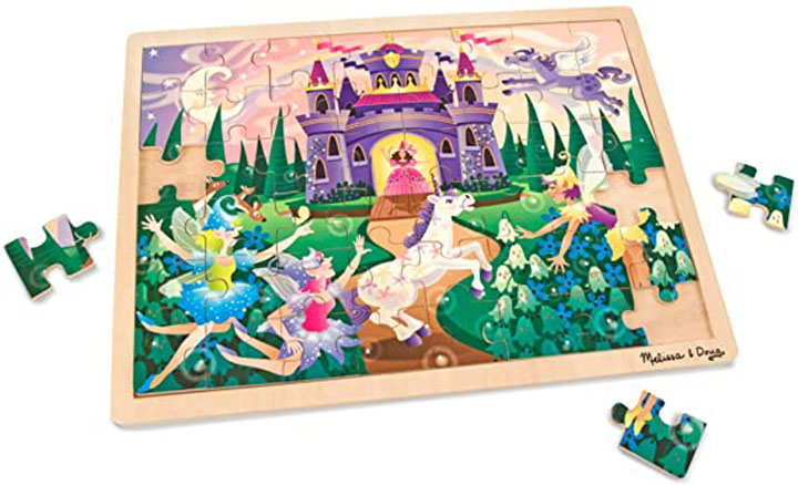 Mellissa & Doug 48 pc Wooden Jigsaw Puzzle