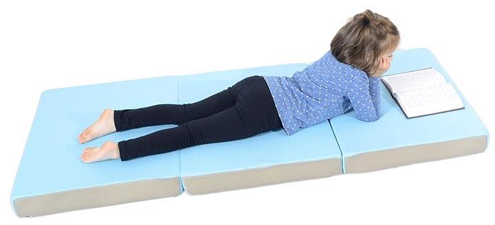 Milliard Tri Folding Toddler Nap Mat
