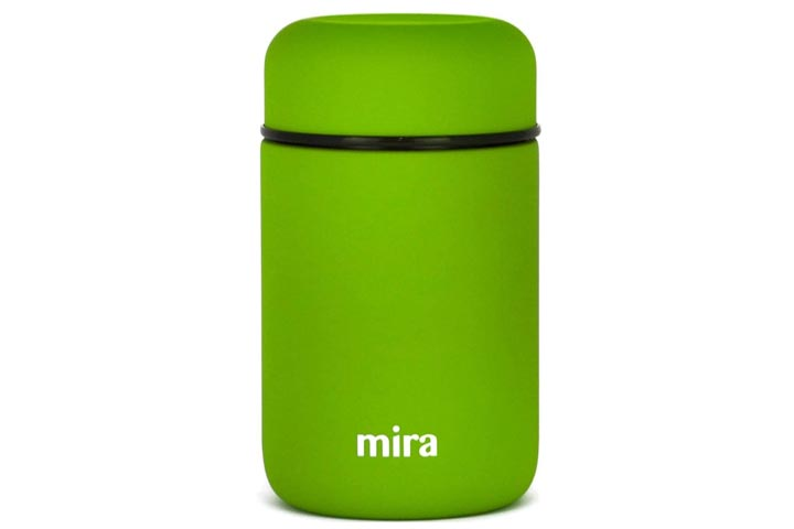 Mira Stainless Steel Lunch Thermos
