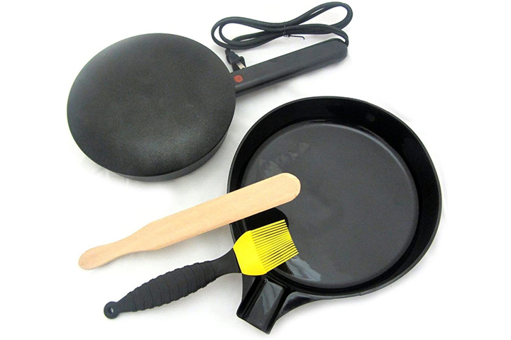 Mityvac Electric Crepe Maker