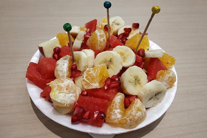 Mix Fruit Chaat