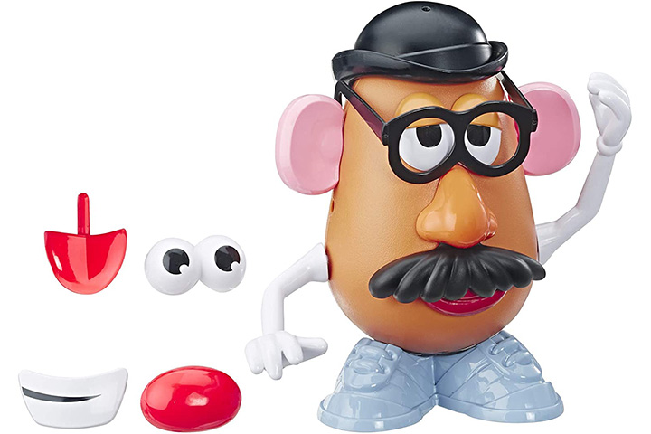 Mr. Potato Head Disney/Pixar Toy Story 4 Classic Figure Toy