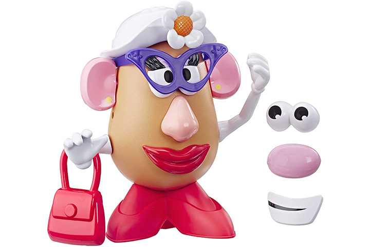 Mrs. Potato Head Disney/Pixar Toy Story 4 Classic Figure Toy