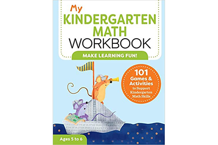 My Kindergarten Math Workbook