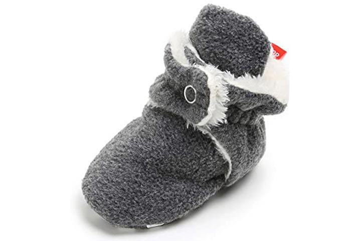 Mybbay Newborn Fleece Booties
