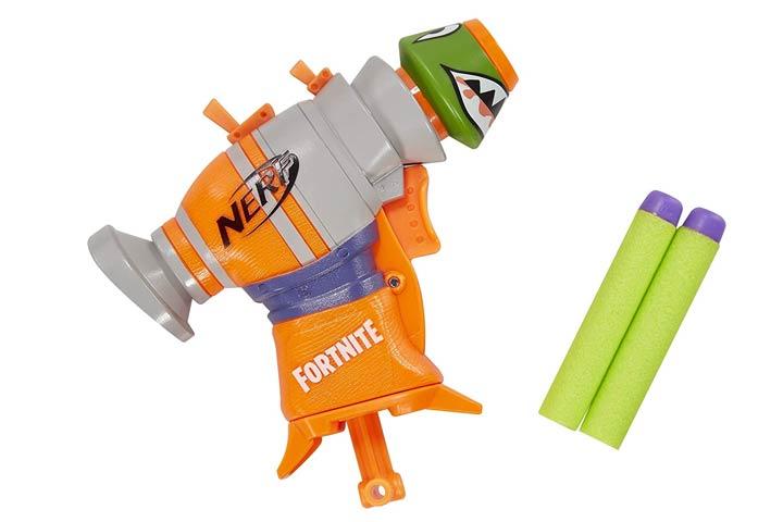 NERF Fortnite RL MicroShots Dart-Firing Toy Blaster