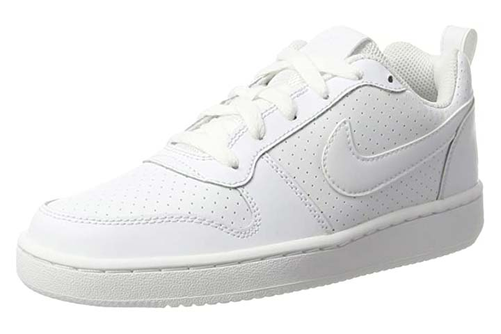 NIKE Womens Court Borough Low Basketball Shoes