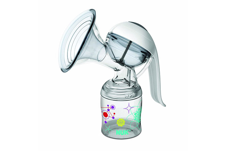 NUK Expressive Manual Breast Pump